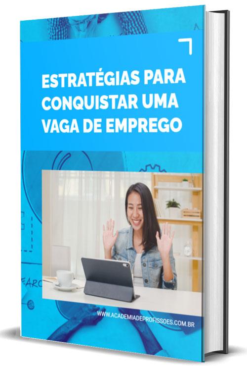 """E-book """"Estratégias para Conquistar uma Vaga de Emprego"""""""